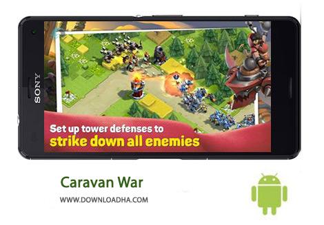 دانلود-Caravan-War
