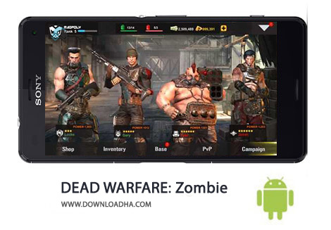 دانلود-DEAD-WARFARE-Zombie