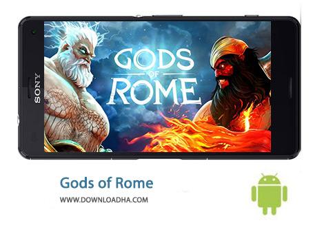 دانلود-Gods-of-Rome