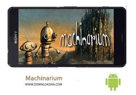 دانلود-Machinarium