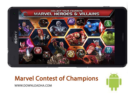 دانلود-Marvel-Contest-of-Champions
