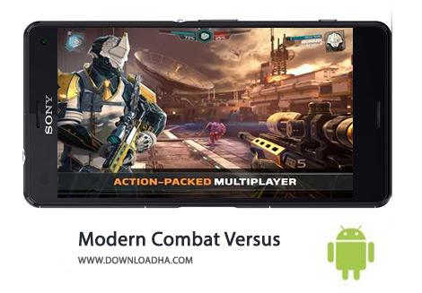 دانلود-Modern-Combat-Versus