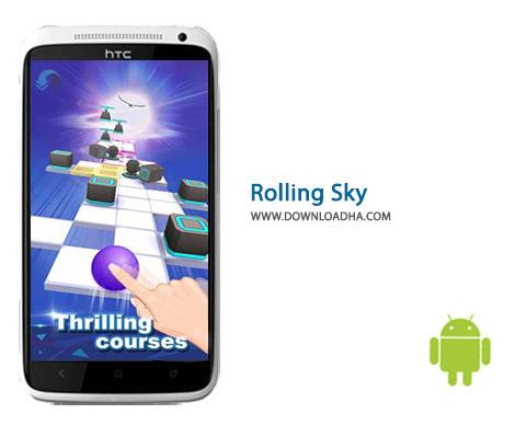 دانلود-Rolling-Sky