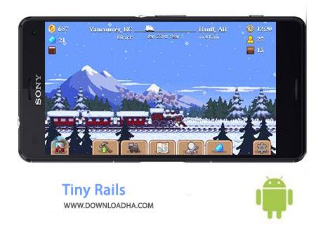 دانلود-Tiny-Rails