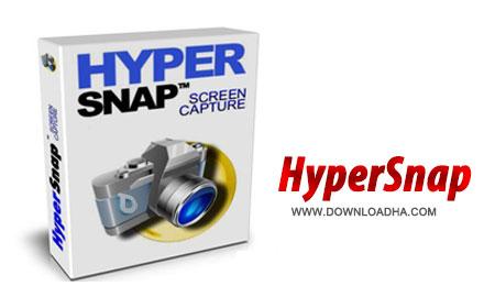 تصویربرداری از دسکتاپ با HyperSnap 7.28.03