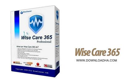 بهینه سازی اورژانسی ویندوز Wise Care 365 Pro 2.96.241