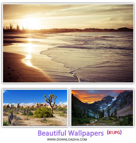 دانلود 81 والپیپر زیبا طبیعت Beautiful Wallpapers