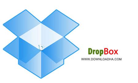 اشتراک گذاری آسان فایل ها Dropbox 2.6.29