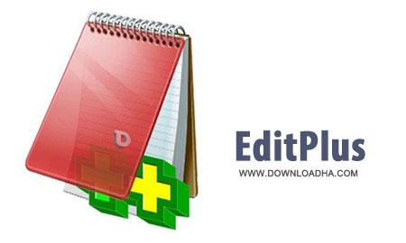 ادیتور ویرایش فایل HTML با ES-Computing EditPlus 3.70.320