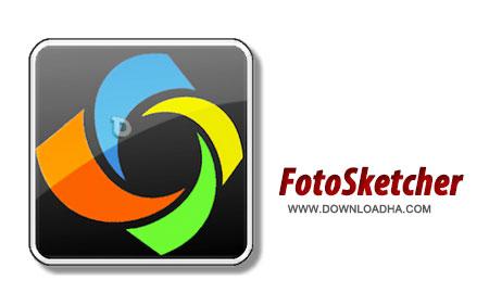 تبدیل تصاویر به نقاشی FotoSketcher 2.80 FINAL