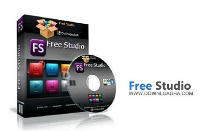 مدیریت فایل های مالتی مدیا Free Studio 2014 6.3.0.430