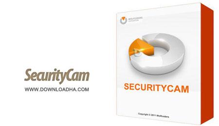 تبدیل وبکم به دوربین ضد سرقت SecurityCam 1.7.0.4