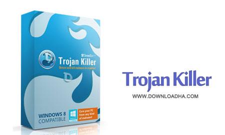 حذف ویروس و تروجان با Trojan Killer 2.2.2.5