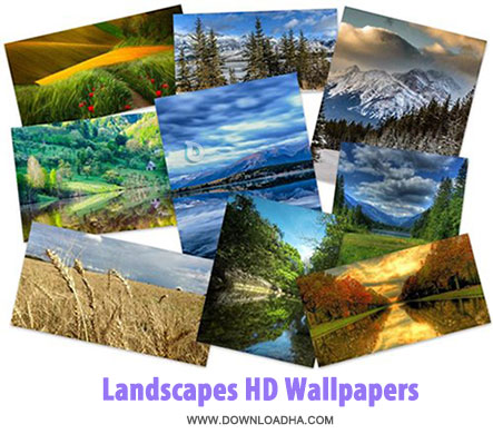 100 تصویر و والپیپر Excelent Landscapes HD
