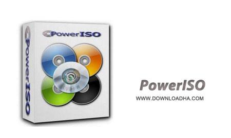 مدیریت فایل های ISO با PowerISO 5.9 DC 06.05.2014