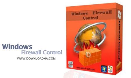 کنترل فایروال ویندوز Windows Firewall Control 4.0.9.2