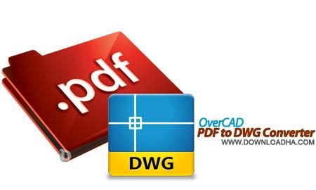 overcad pdf to dwg converter