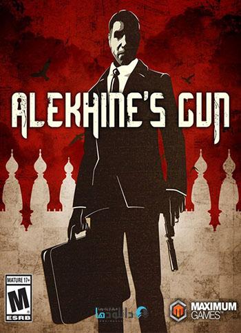 نتیجه تصویری برای دانلود بازی Alekhines Gun برای PC