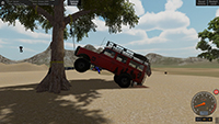 D Series OFF ROAD Driving Simulation 2017-screenshots