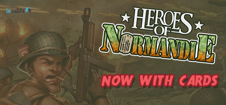 Heroes of Normandie Bulletproof Edition-pc-cover