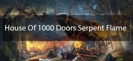 House Of 1000 Doors Serpent Flame-pc-cover