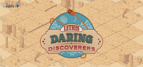 Lethis Daring Discoverers-pc-cover