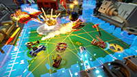 Micro Machines World Series-screenshots
