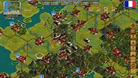 القيادة الاستراتيجية للحرب العالمية الثانية الحرب لقطات في أوروبا