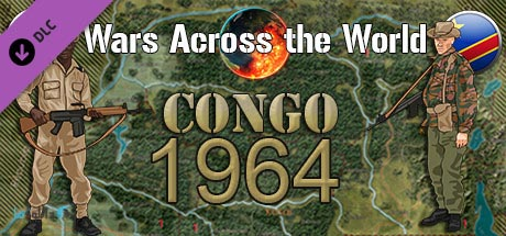 Wars Across the World Congo 1964