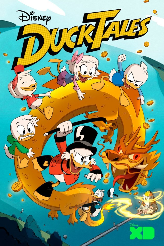 دانلود انیمیشن DuckTales 2017 – فصل اول ماجراهای داک S01E19