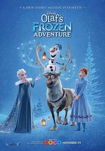 دانلود-انیمیشن-Olafs-Frozen-Adventure