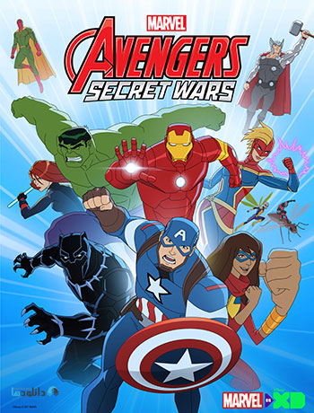 دانلود-انیمیشن-Marvels-Avengers-Secret-Wars-2017