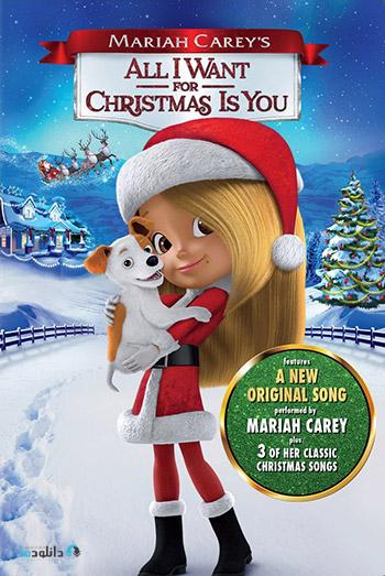 دانلود-انیمیشن-Mariah-Careys-All-I-Want-for-Christmas-Is-You-2017