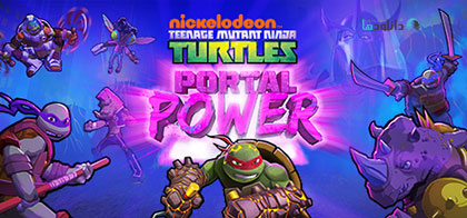 دانلود-بازی-Teenage-Mutant-Ninja-Turtles-Portal-Power