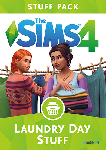 دانلود-بازی-The-Sims-4-Laundry-Day-Stuff