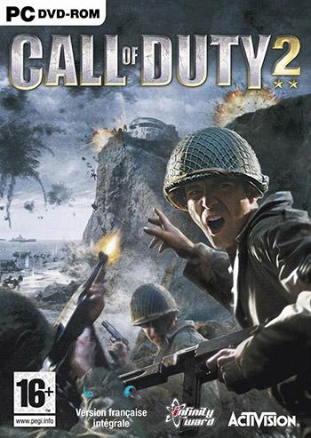 تحميل Call of Duty 2 v1.2 للكمبيوتر الشخصي - العاب العرب