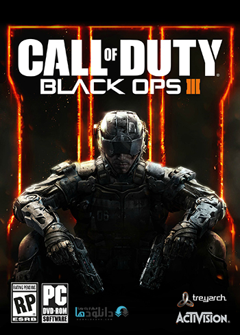 Call of Duty Black Ops III pc cover small دانلود بازی Call of Duty Black Ops III برای PC