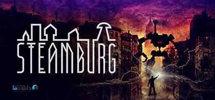 دانلود-بازی-Steamburg