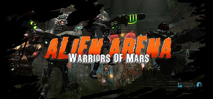 دانلود-بازی-Alien-Arena-Warriors-Of-Mars