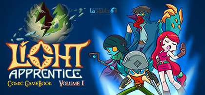 دانلود-بازی-Light-Apprentice-The-Comic-Book-RPG