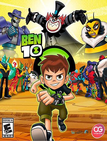 دانلود-بازی-Ben-10