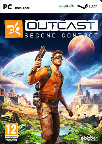 دانلود-بازی-Outcast-Second-Contact