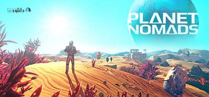 دانلود بازی Planet Nomads 0.8.1.0 (16767)-GOG برای کامپیوتر