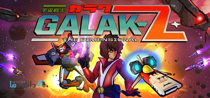 GALAK Z pc cover دانلود بازی GALAK Z برای PC