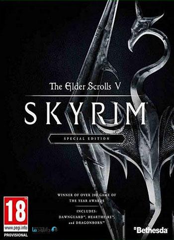معرفی و دانلود بازی The Elder Scrolls V Skyrim Special Edition | آپدیت v1.5.23.0.8http://www.gnsorena.ir/
