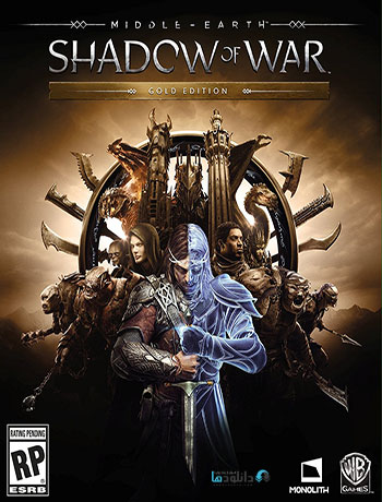 دانلود بازی Middle-earth Shadow of War-CODEX برای PC