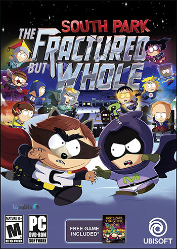دانلود-بازی-South-Park-The-Fractured-But-Whole