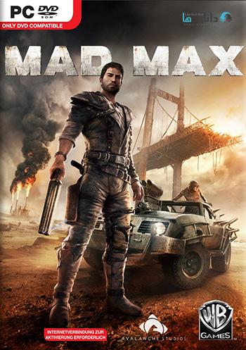 Mad Max pc cover small دانلود بازی Mad Max برای PC