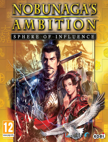 Nobunagas Ambition Sphere of Influence pc cover دانلود بازی Nobunagas Ambition Sphere of Influence برای PC