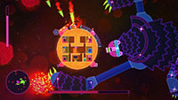Lovers in a Dangerous Spacetime screenshots 03 small دانلود بازی Lovers in a Dangerous Spacetime برای PC